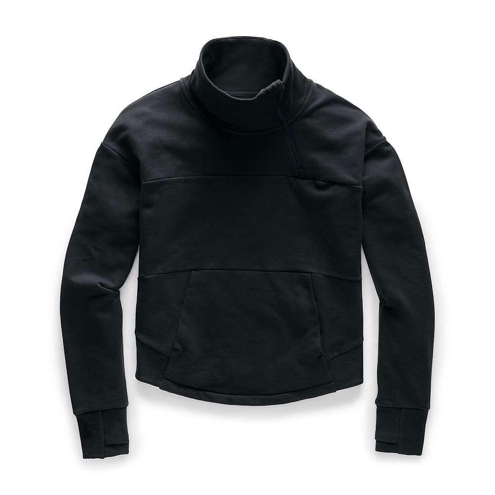 ザ ノースフェイス The North Face レディース フリース トップス【motivation fleece mock neck pullover】TNF Black