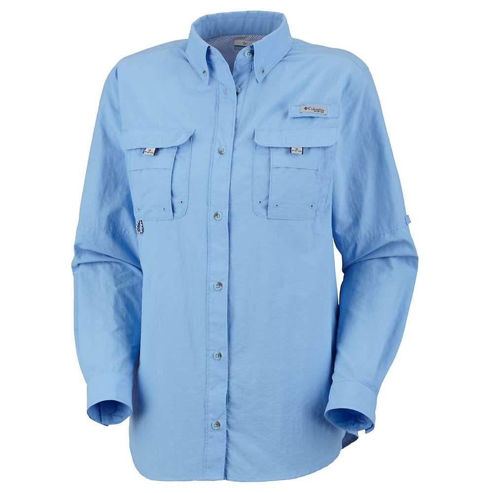 コロンビア Columbia レディース 釣り・フィッシング トップス【bahama ls shirt】White Cap