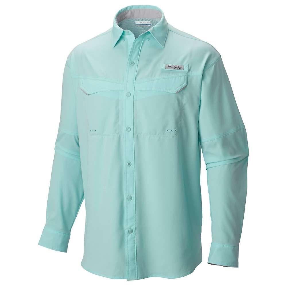 コロンビア Columbia メンズ 釣り・フィッシング トップス【low drag offshore ls shirt】Gulf Stream