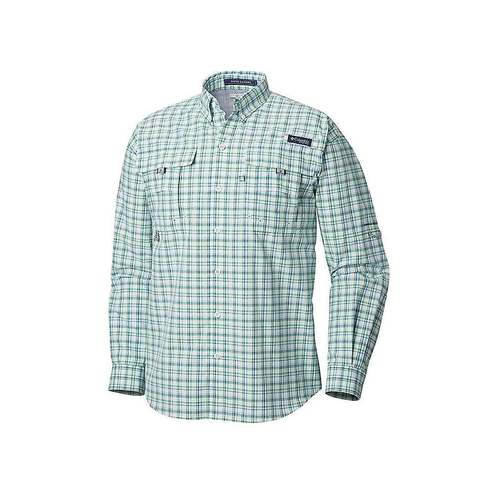 コロンビア Columbia メンズ 釣り・フィッシング トップス【super bahama ls shirt】Gulf Stream Small Plaid