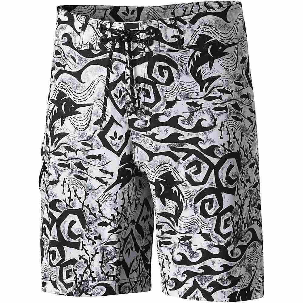 コロンビア Columbia メンズ 釣り・フィッシング ボトムス・パンツ【pfg offshore ii boardshort】Black/Deep Sea Batik Print