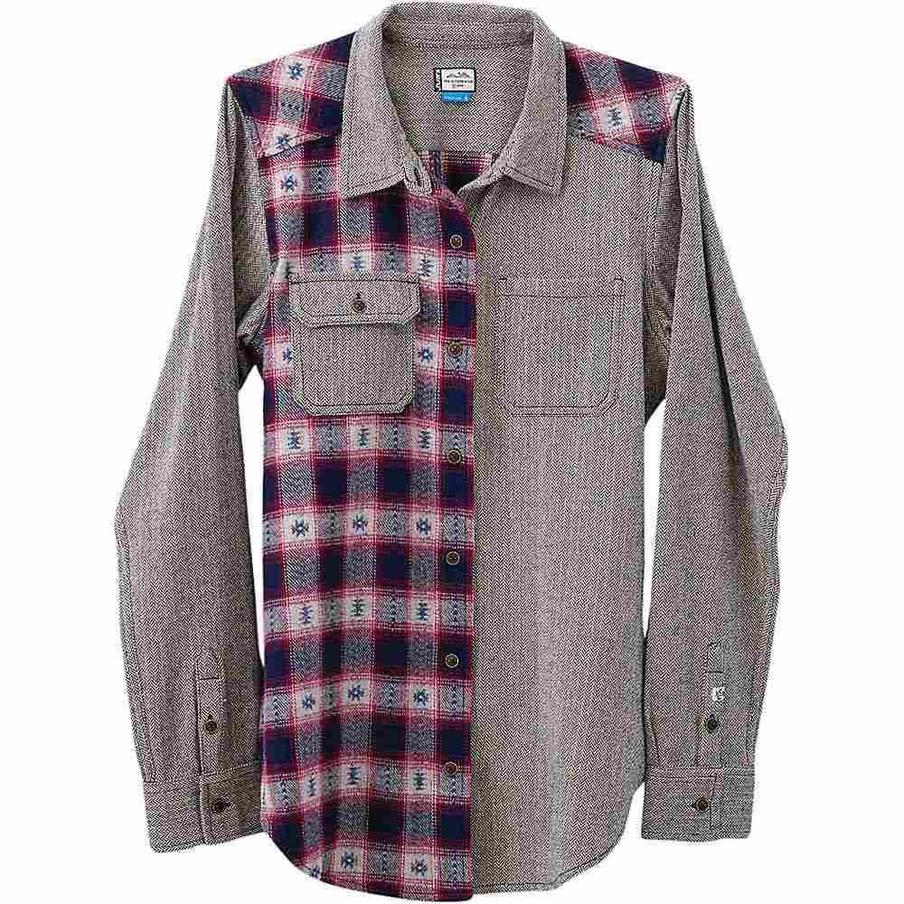 カブー Kavu レディース ブラウス・シャツ トップス【joanna shirt】Heritage