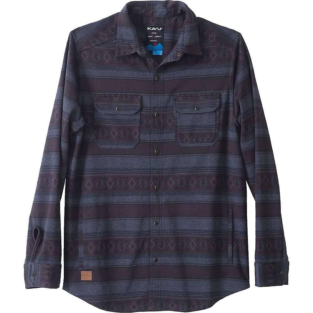 カブー Kavu メンズ ジャケット シャツジャケット アウター【off grid shirt jacket】Earth