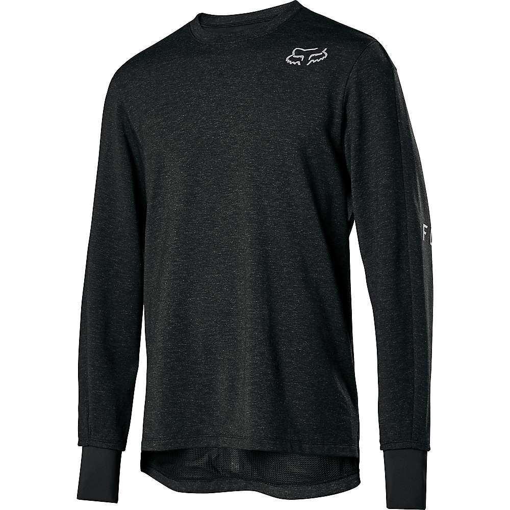 フォックス Fox メンズ 自転車 トップス【thermo ls jersey】Black