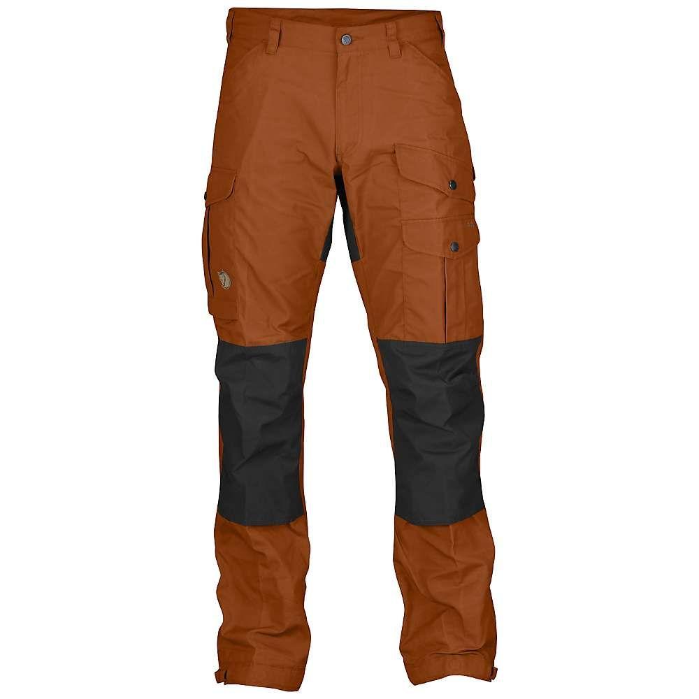 フェールラーベン Fjallraven メンズ ハイキング・登山 ボトムス・パンツ【vidda pro trousers】Autumn Leaf/Stone Grey