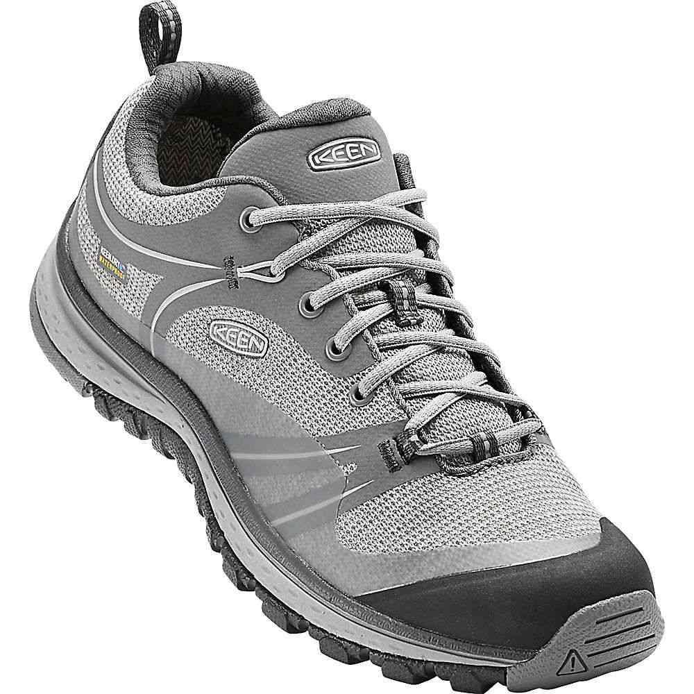 キーン Keen レディース シューズ・靴 【terradora waterproof shoe】Neutral Grey/Gargoyle