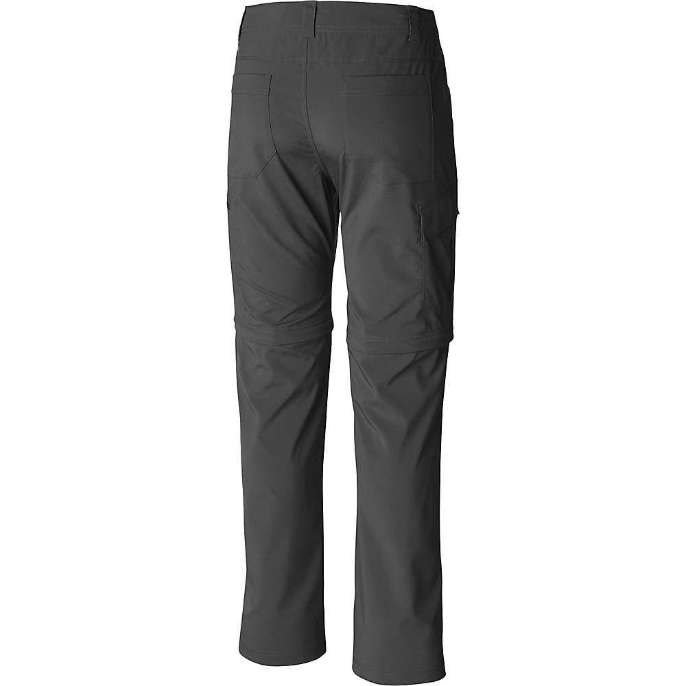 コロンビア Columbia メンズ ハイキング・登山 ボトムス・パンツ【silver ridge stretch convertible pant】Grill