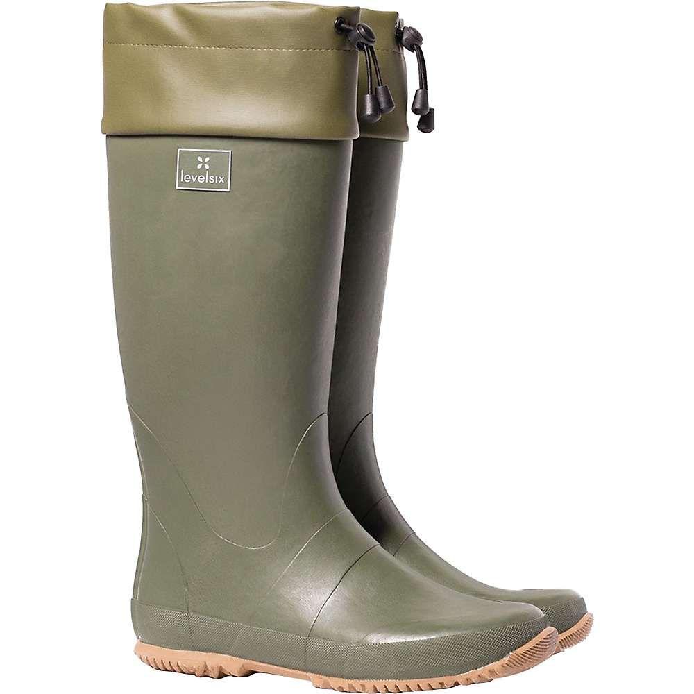 レベルシックス Level Six レディース ブーツ シューズ・靴【shoreline boot】Winter Moss