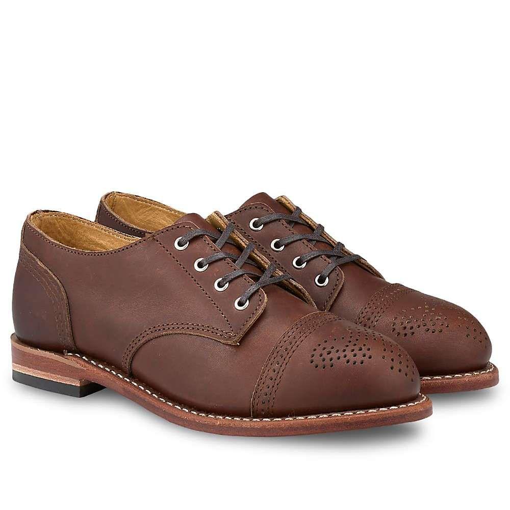 レッドウィング Red Wing Shoes レディース ブーツ チェルシーブーツ シューズ・靴【red wing heritage 3456 6-inch chelsea boot】Pecan Boundary