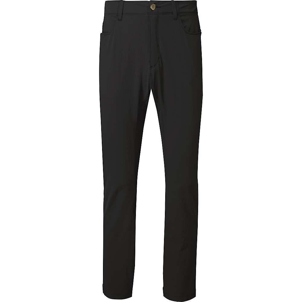 シェルパ Sherpa レディース ハイキング・登山 ボトムス・パンツ【naulo 5-pocket pant】Black