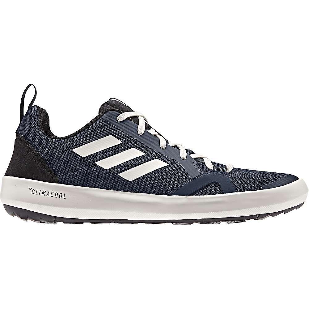 アディダス Adidas メンズ デッキシューズ デッキシューズ シューズ・靴【terrex cc boat shoe】Collegiate Navy/Chalk White/Black