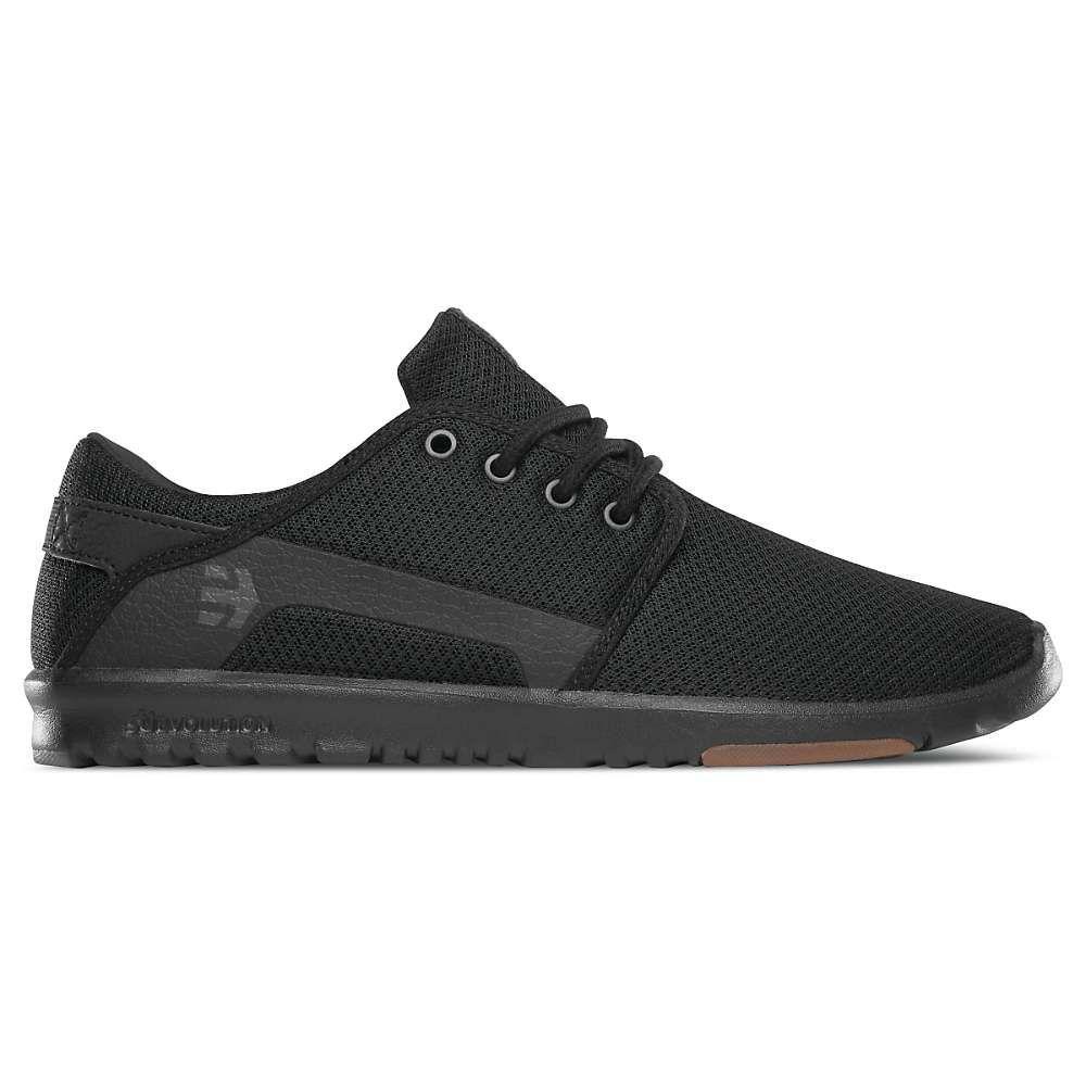 エトニーズ Etnies メンズ シューズ・靴 【scout shoe】Black/Black/Gum