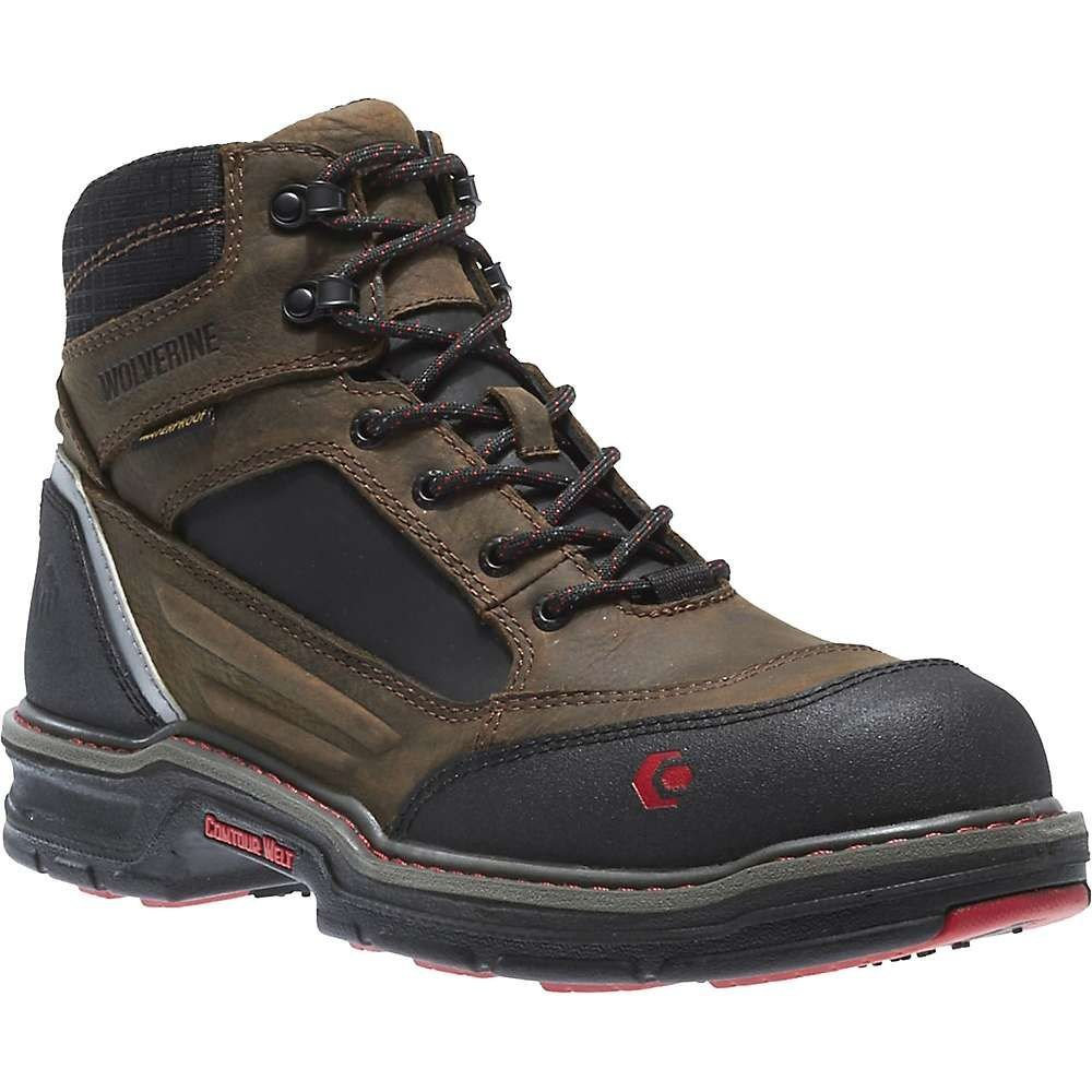 ウルヴァリン Wolverine レディース ブーツ シューズ・靴【overman nt 6 in boot】Brown/Black