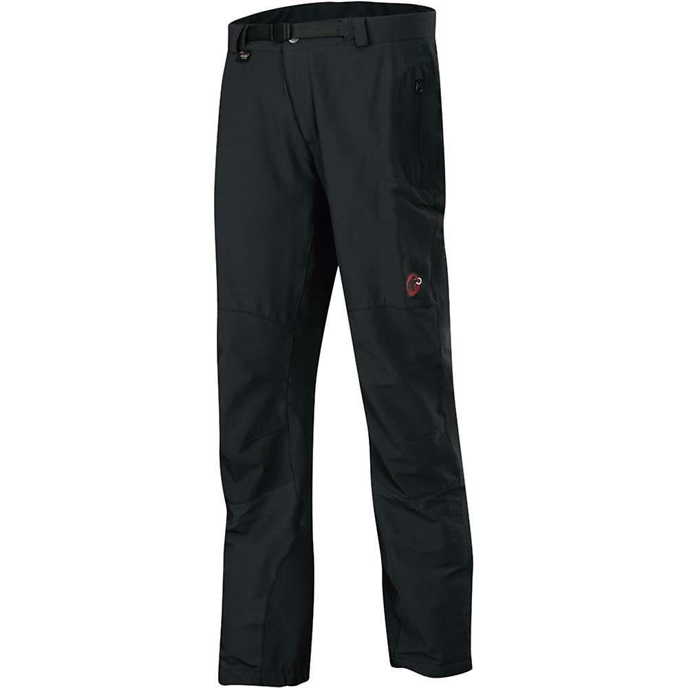 マムート Mammut メンズ ハイキング・登山 ソフトシェル ボトムス・パンツ【courmayeur softshell pant】Black