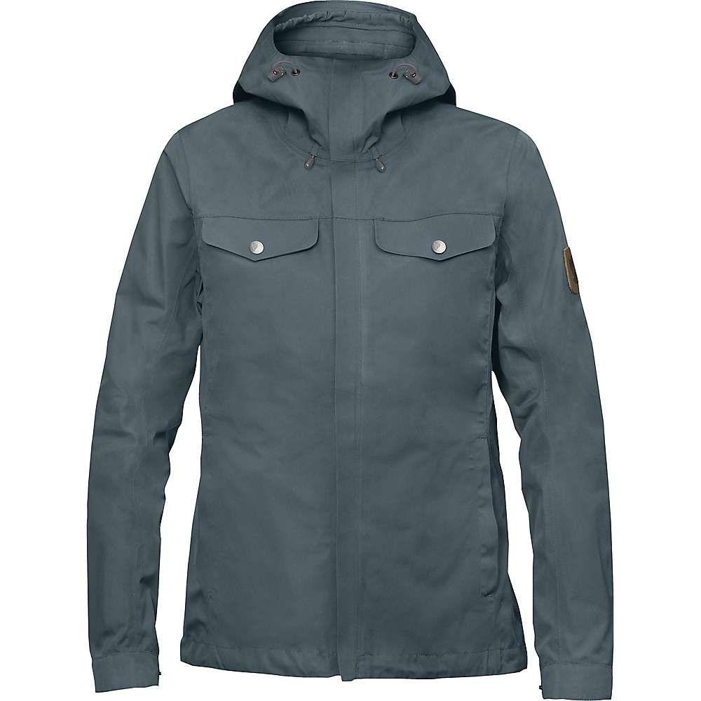 フェールラーベン Fjallraven レディース レインコート アウター【greenland half century jacket】Dusk