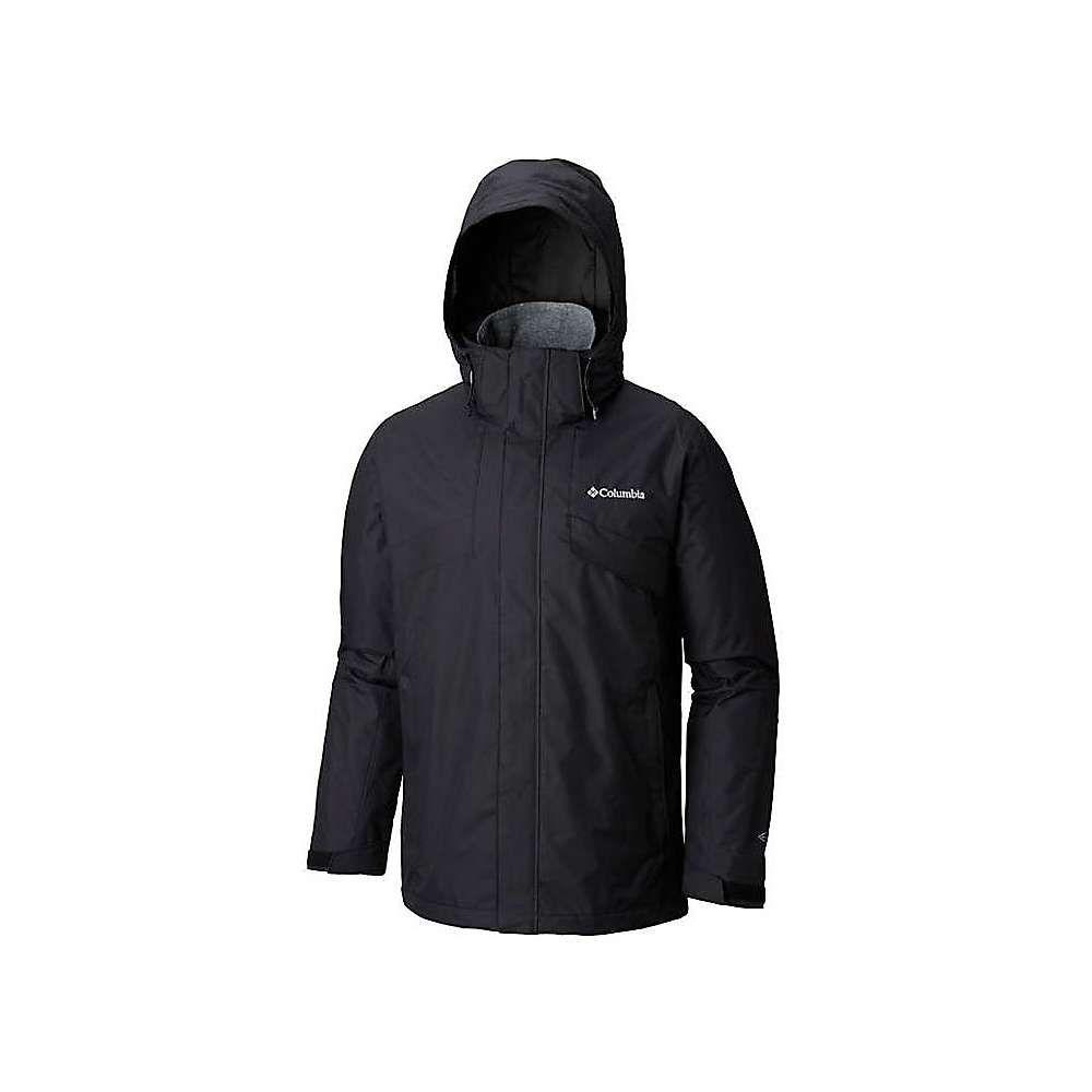 コロンビア Columbia メンズ レインコート アウター【bugaboo ii fleece interchange jacket】Black