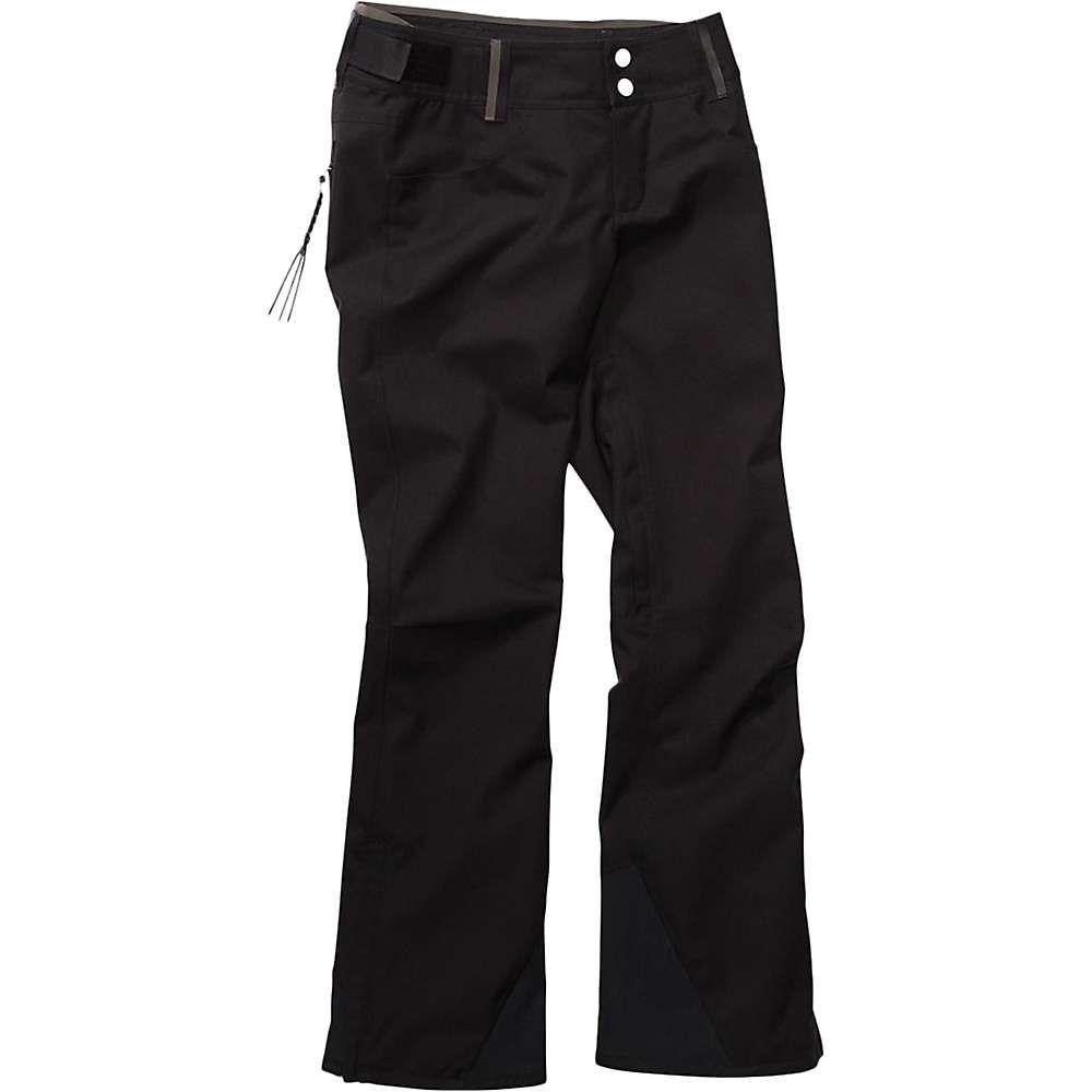ホールデン Holden レディース ハイキング・登山 スキニー・スリム ボトムス・パンツ【skinny standard pant】Black