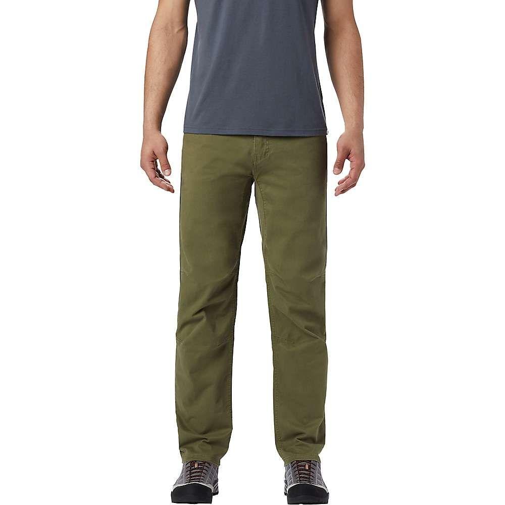マウンテンハードウェア Mountain Hardwear メンズ ハイキング・登山 ボトムス・パンツ【cederberg pant】Combat Green