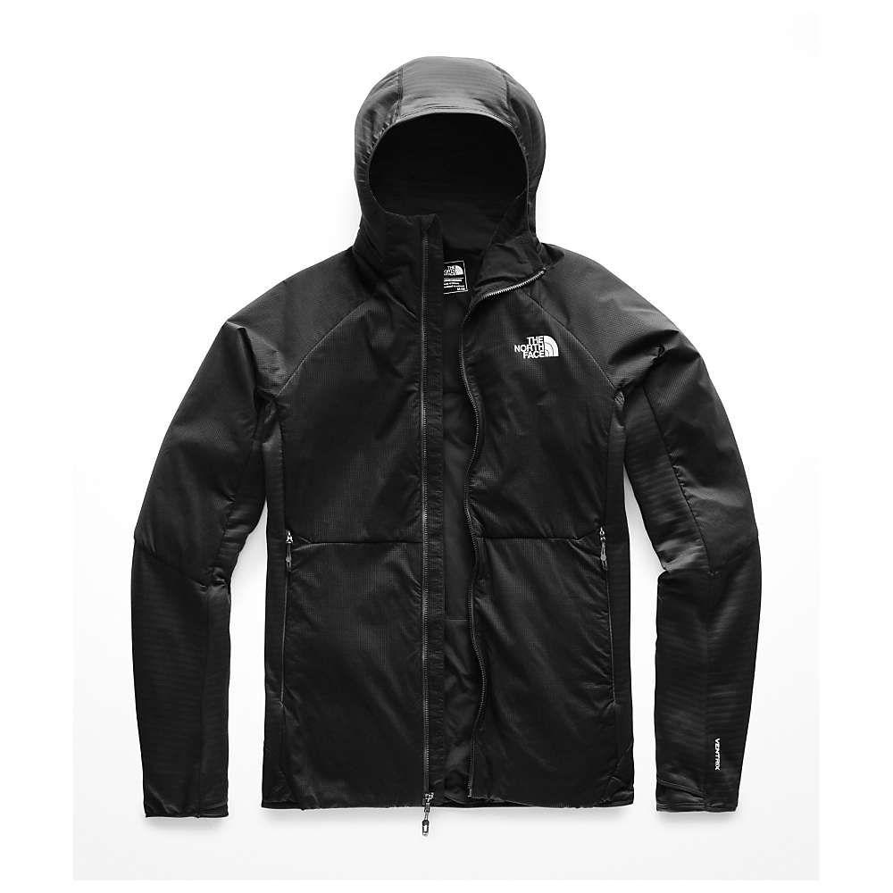 ザ ノースフェイス The North Face メンズ ジャケット アウター【ventrix lt fleece hybrid hoodie】TNF Black