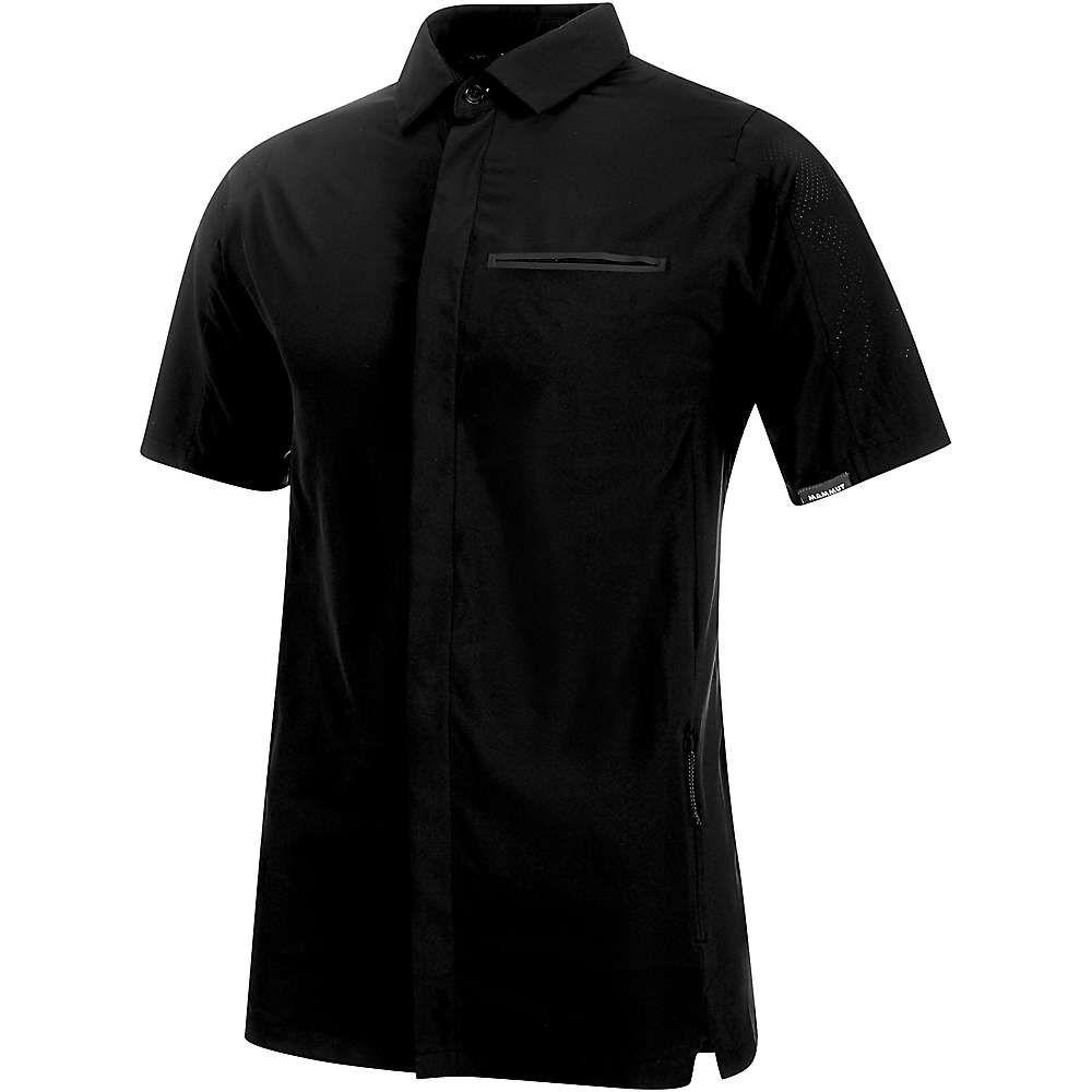 マムート Mammut メンズ ハイキング・登山 トップス【crashiano shirt】Black