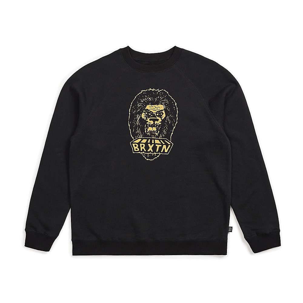 ブリクストン Brixton メンズ シャツ トップス【pride crew shirt】Black
