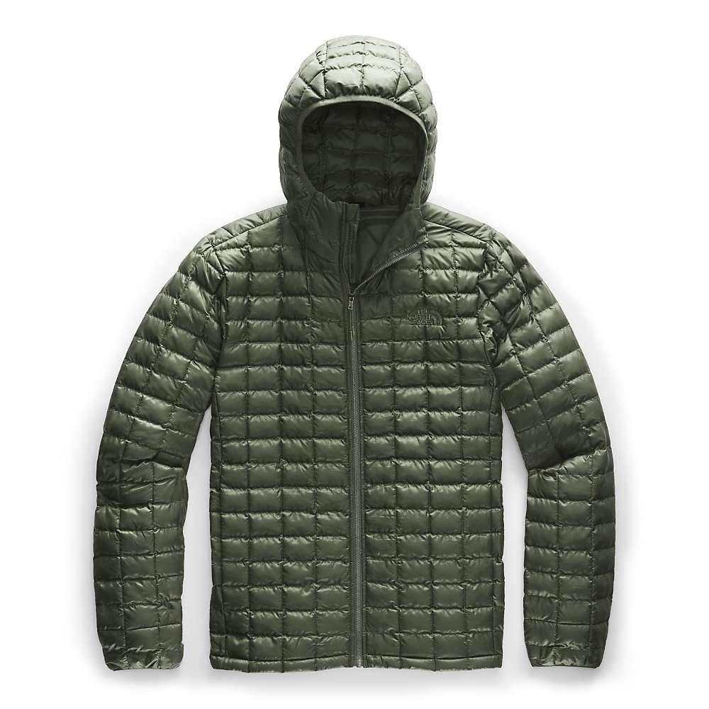 ザ ノースフェイス The North Face メンズ ジャケット アウター【thermoball eco hoodie】New Taupe Green Matte