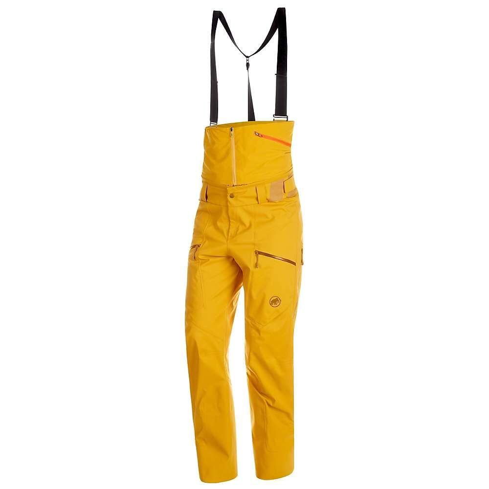 マムート Mammut メンズ ハイキング・登山 ボトムス・パンツ【haldigrat hs pant】Golden