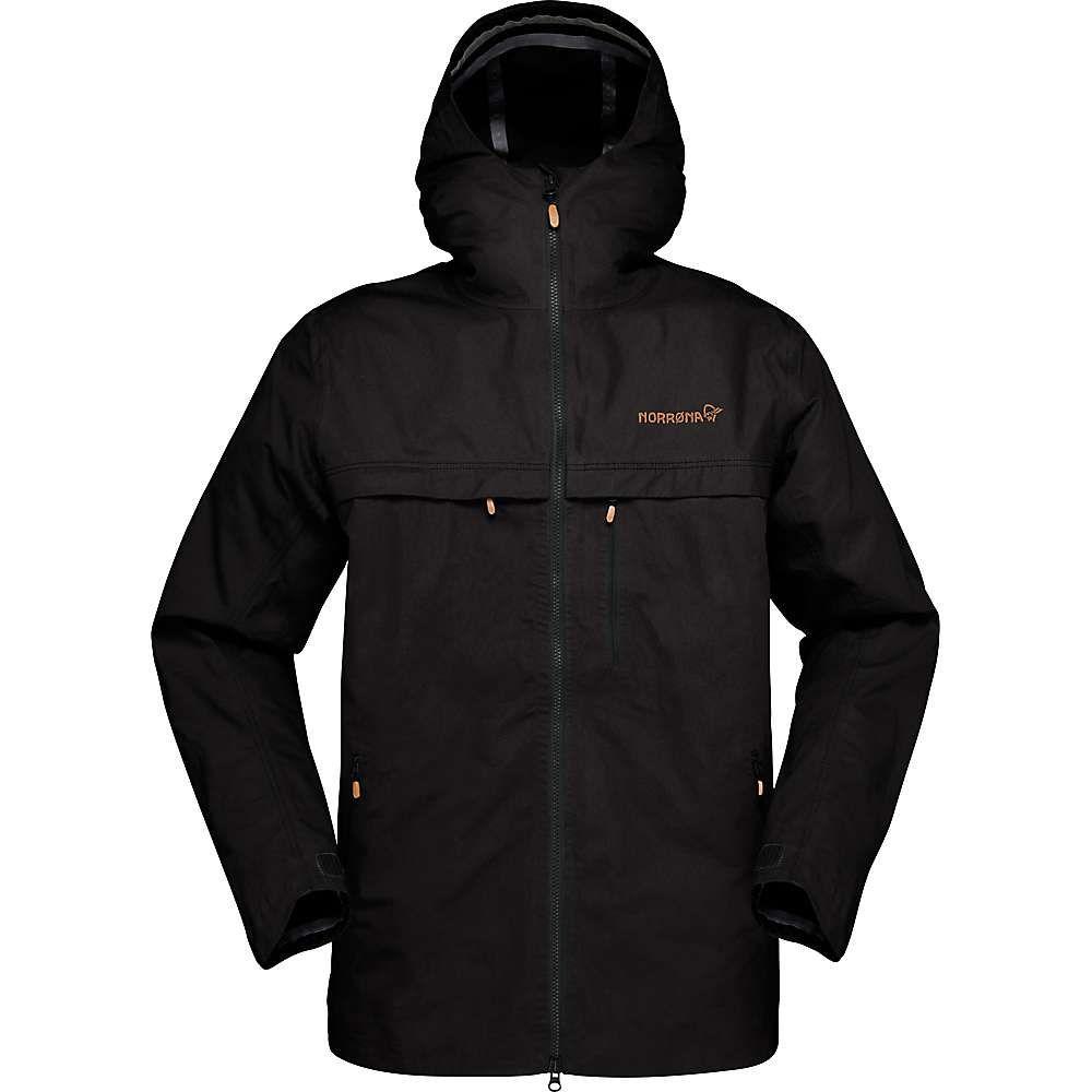 ノローナ Norrona メンズ ジャケット アウター【svalbard cotton jacket】Caviar
