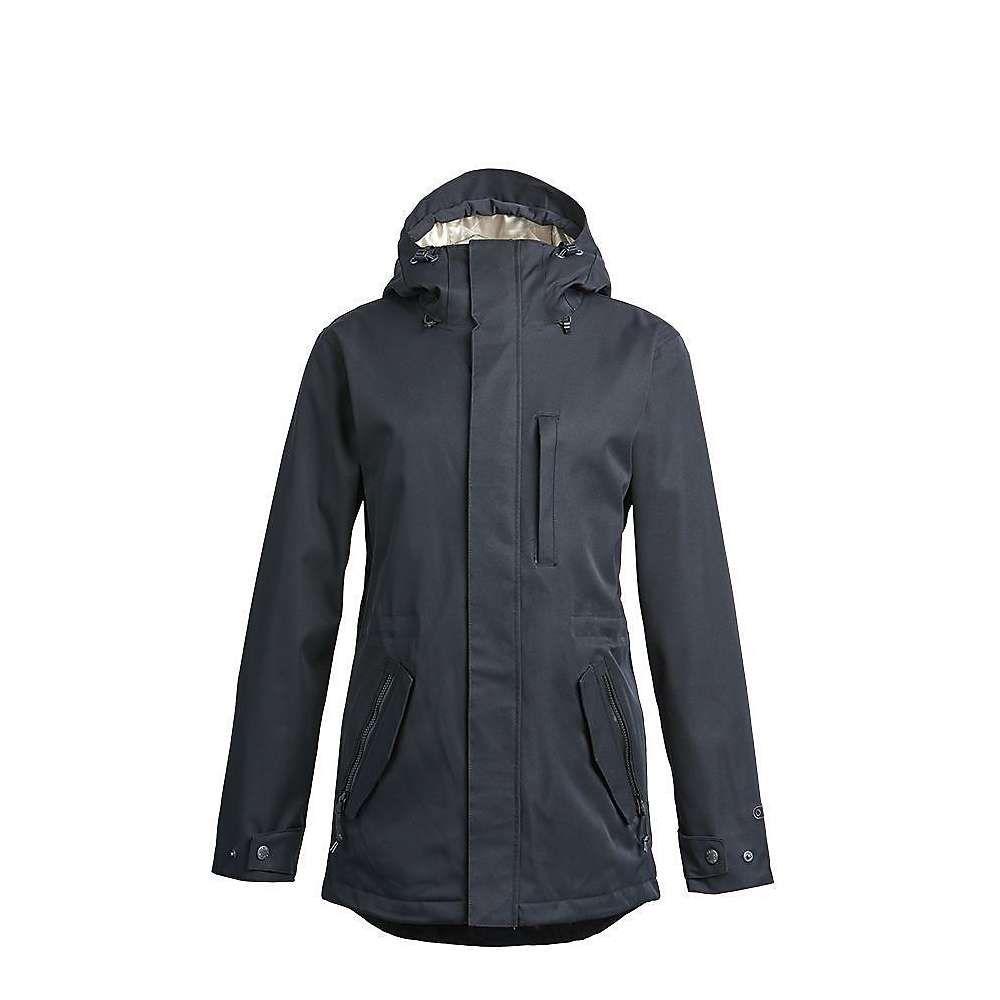 エアブラスター Airblaster レディース スキー・スノーボード ジャケット アウター【nicolette jacket】Black