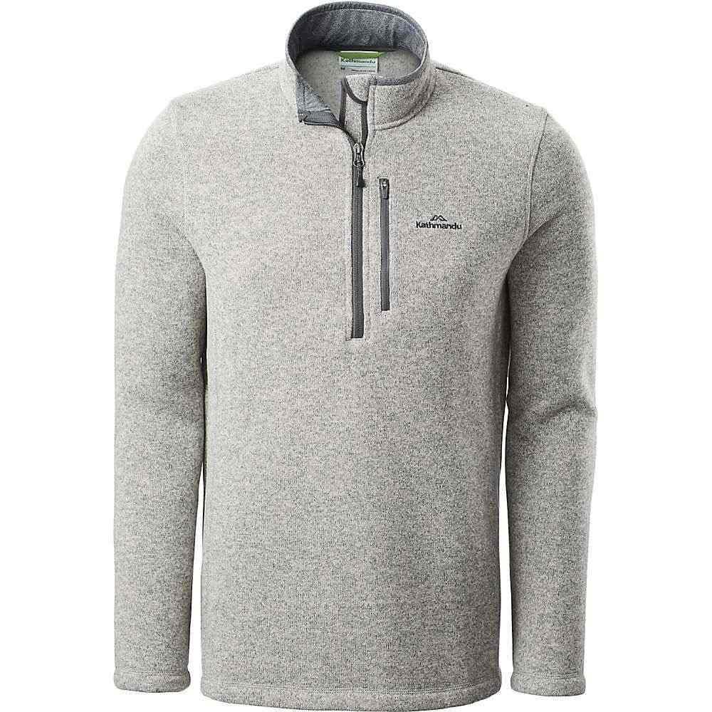 カトマンズ Kathmandu メンズ ジャケット アウター【aikman pullover】Pumice