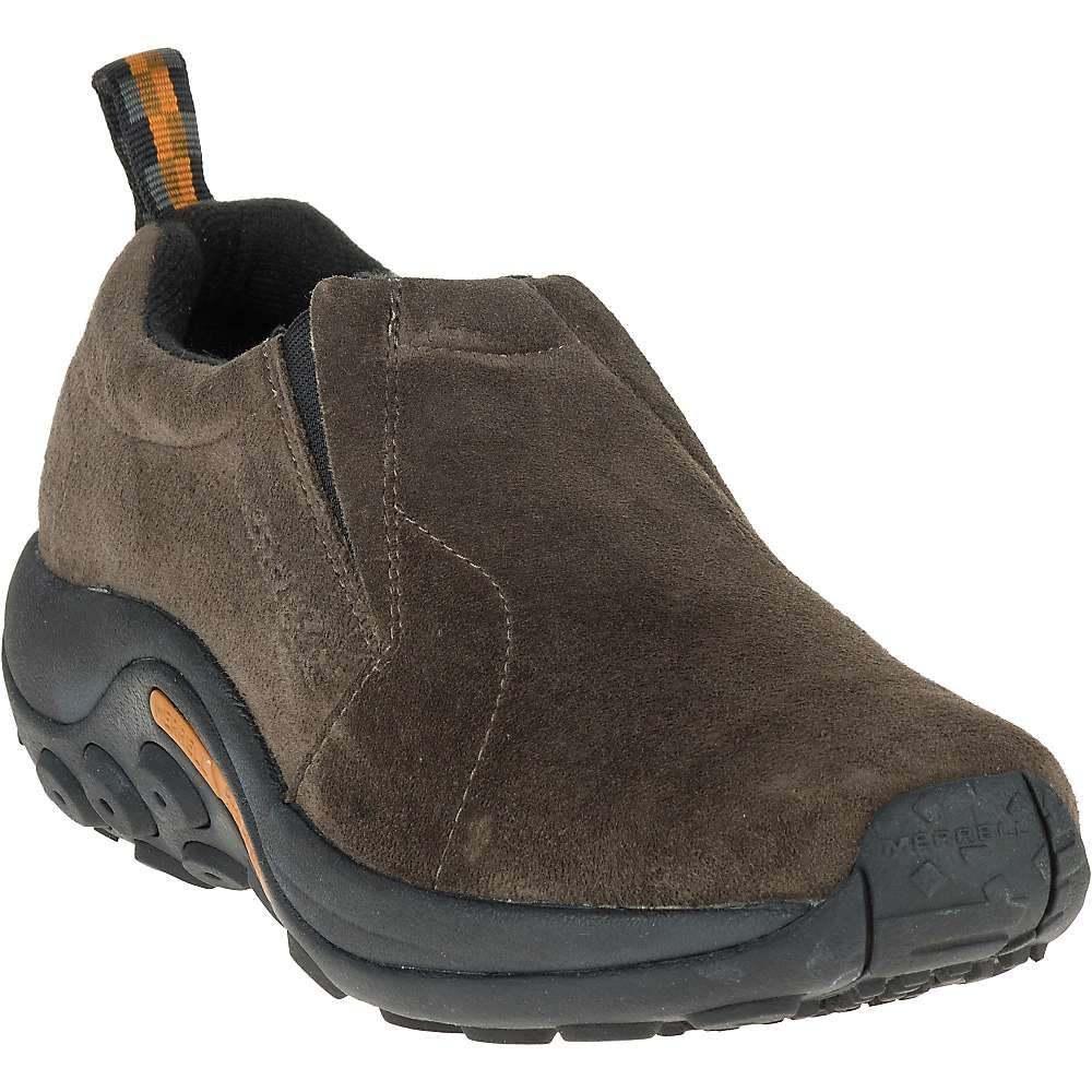 メレル Merrell メンズ スリッポン・フラット シューズ・靴【jungle moc shoe】Gunsmoke