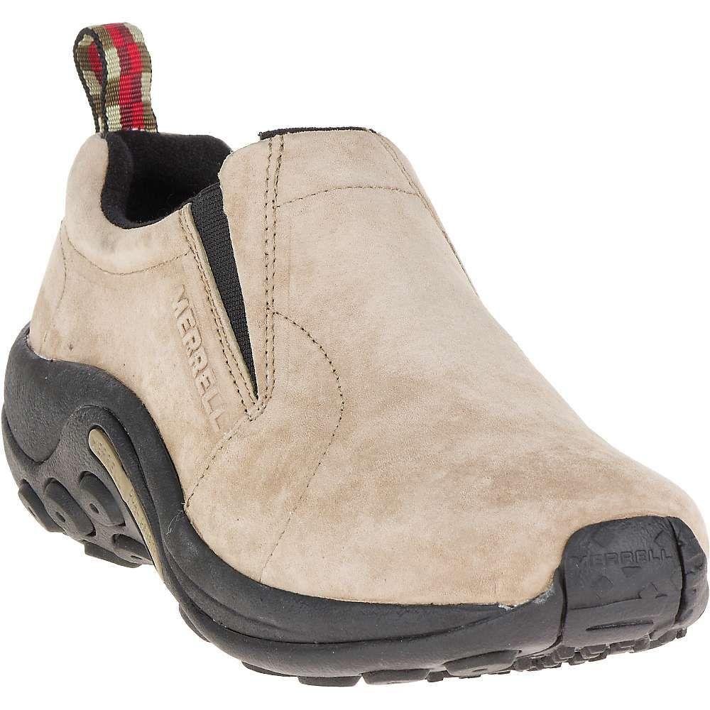 メレル メンズ シューズ・靴 スリッポン・フラット Classic Taupe 【サイズ交換無料】 メレル Merrell メンズ スリッポン・フラット シューズ・靴【jungle moc shoe】Classic Taupe