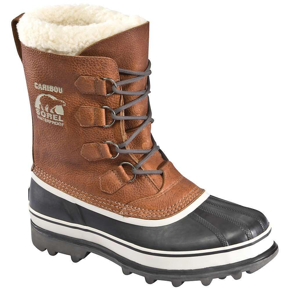 ソレル Sorel メンズ ブーツ シューズ・靴【caribou wool boot】Tobacco