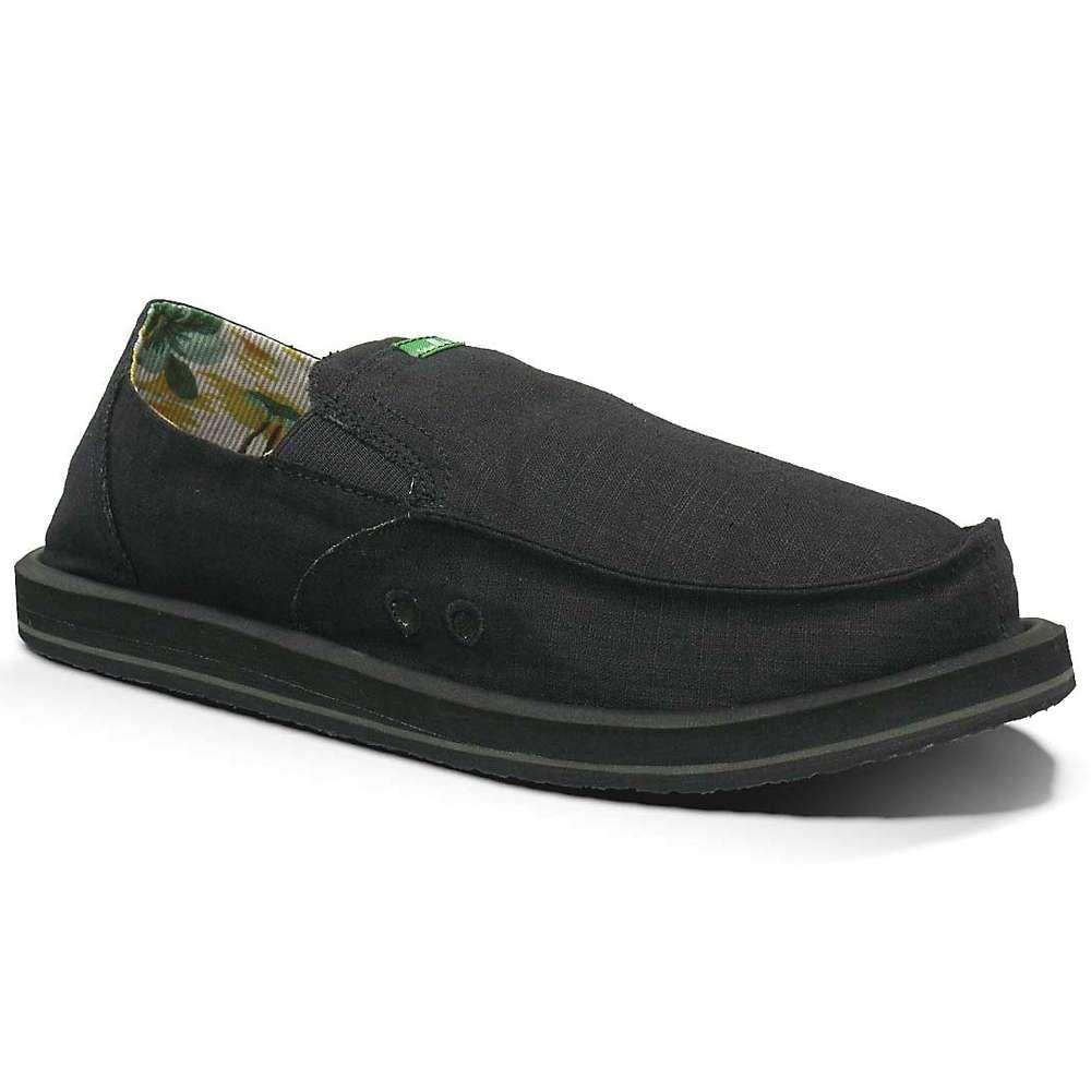 サヌーク Sanuk メンズ シューズ・靴 【pick pocket shoe】Black