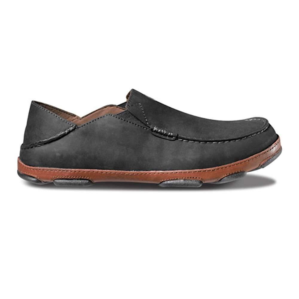 オルカイ OluKai メンズ シューズ・靴 【moloa shoe】Black/Toffee