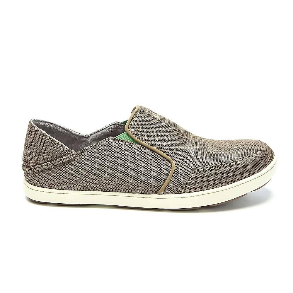 オルカイ OluKai メンズ シューズ・靴 【nohea mesh shoe】Mustang/Lime Peel