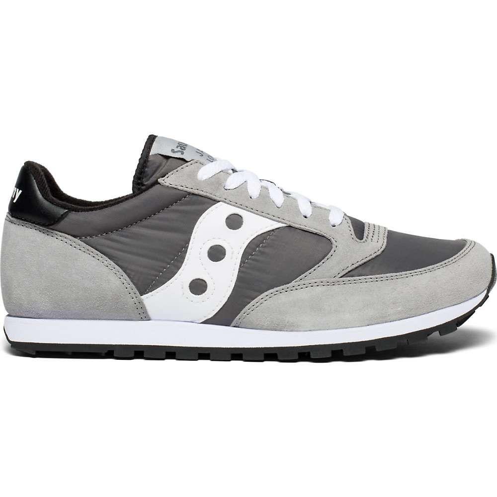 サッカニー Saucony メンズ シューズ・靴 【jazz low pro shoe】Grey/White