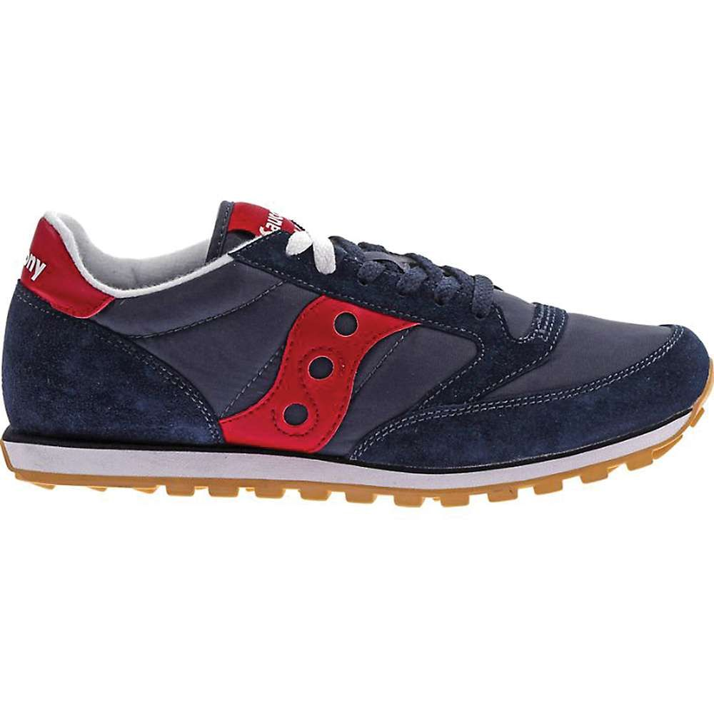 サッカニー Saucony メンズ シューズ・靴 【jazz low pro shoe】Navy/Red