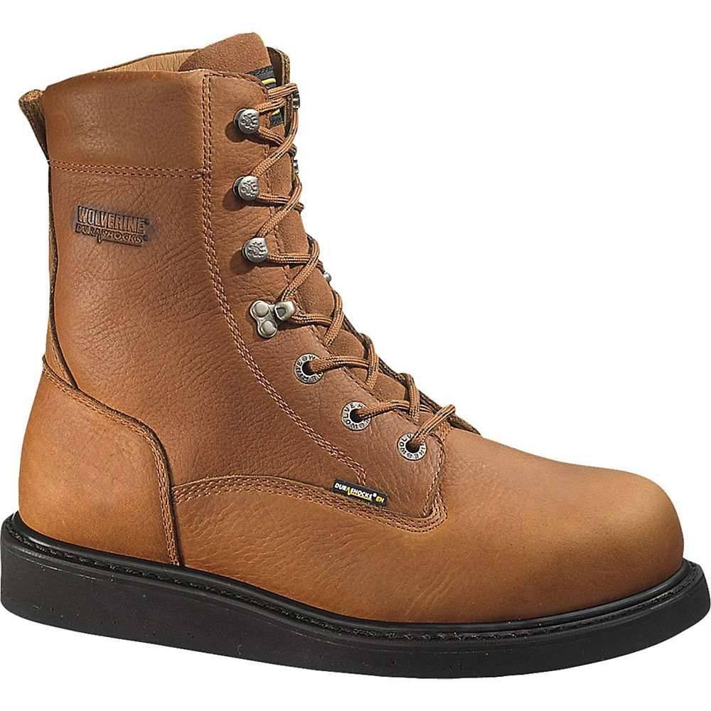 ウルヴァリン Wolverine メンズ ブーツ シューズ・靴【hazard boot】Tan