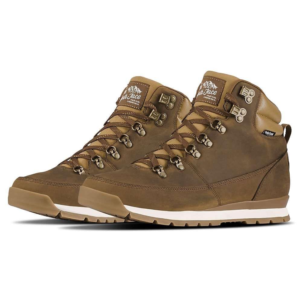 ザ ノースフェイス The North Face メンズ ブーツ シューズ・靴【back-to-berkeley redux leather boot】Dijon Brown/Tagumi Brown
