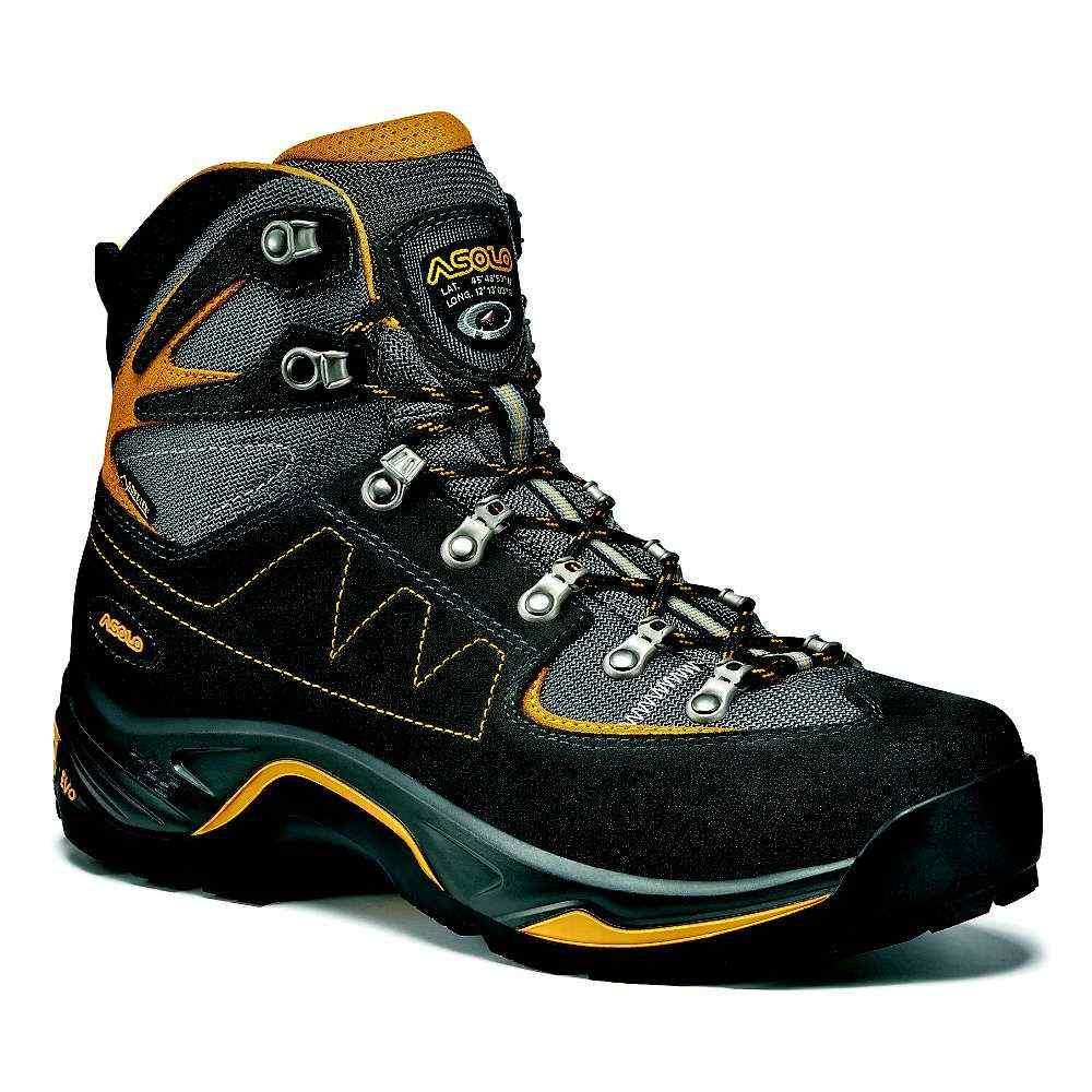 アゾロ Asolo メンズ ブーツ シューズ・靴【tps equalon gv evo boot】Graphite/Mineral Yellow