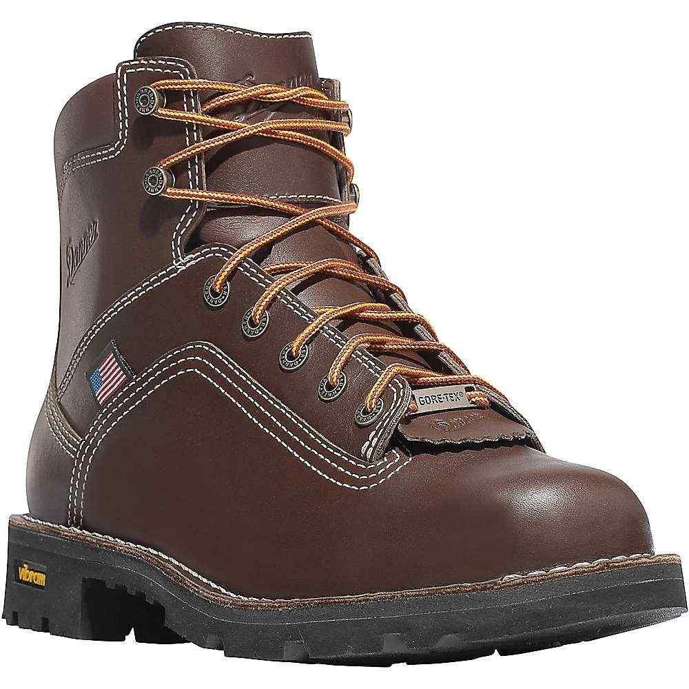 ダナー Danner メンズ ブーツ シューズ・靴【quarry usa 8in gtx at boot】Brown