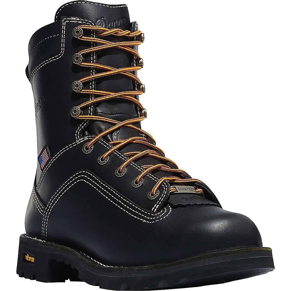 ダナー Danner メンズ ブーツ シューズ・靴【quarry usa 8in gtx boot】Black