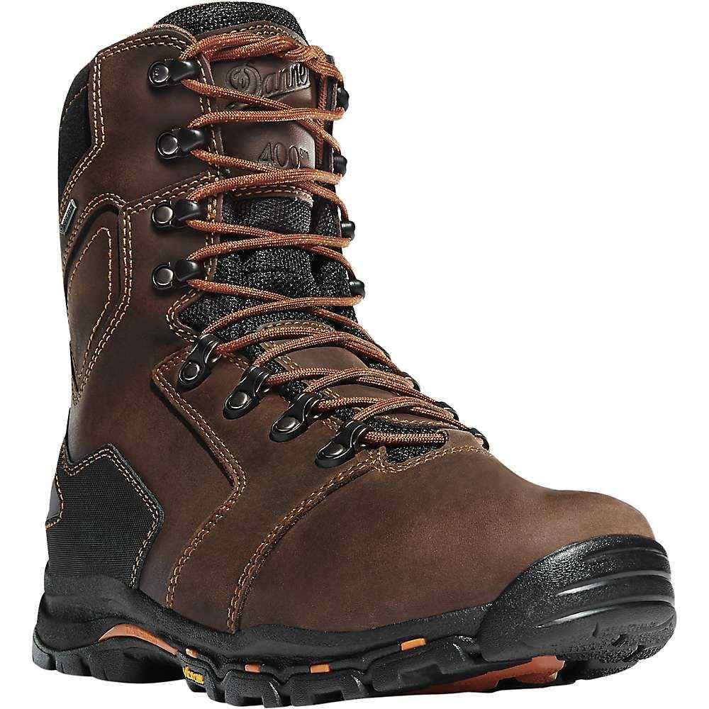 ダナー Danner メンズ ブーツ シューズ・靴【vicious 8in 400g insulated gtx nmt boot】Brown
