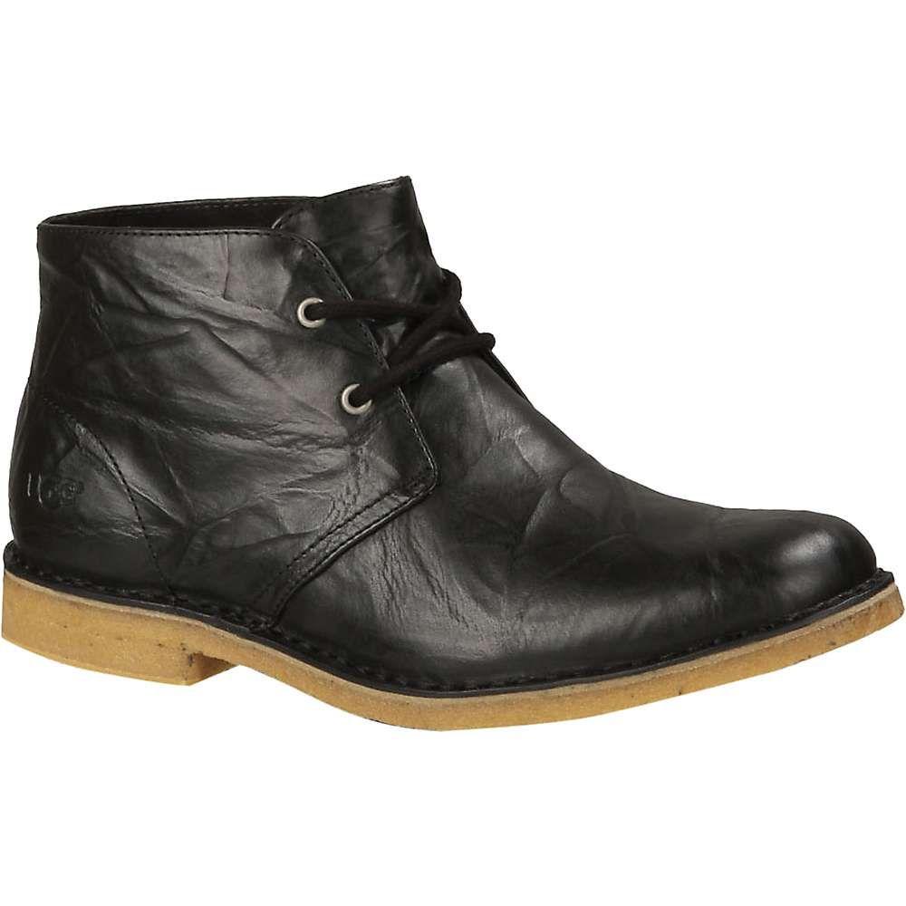 アグ Ugg メンズ ブーツ シューズ・靴【leighton boot】Black