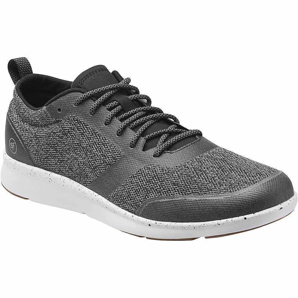 スーパーフィート Superfeet メンズ シューズ・靴 【stuart shoe】Black/Castlerock