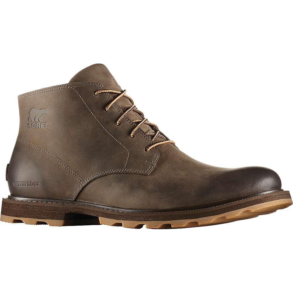 ソレル Sorel メンズ ブーツ チャッカブーツ シューズ・靴【madson waterproof chukka】Major/Cordovan