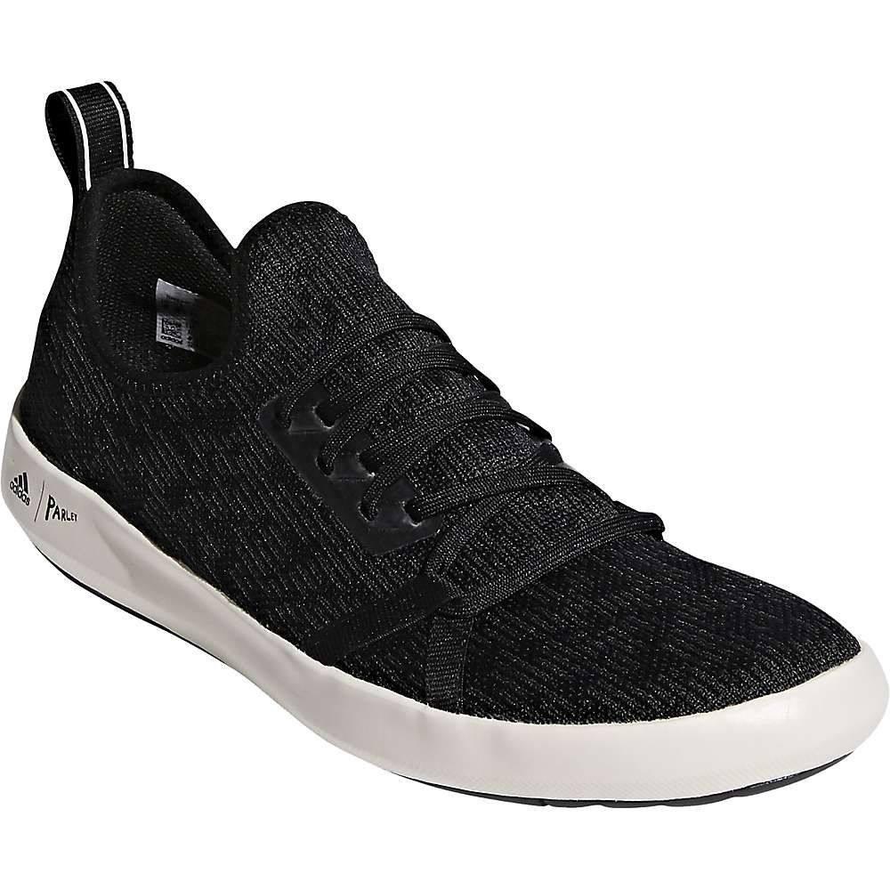 アディダス Adidas メンズ デッキシューズ デッキシューズ シューズ・靴【terrex cc boat parley shoe】Black/Carbon/Chalk White