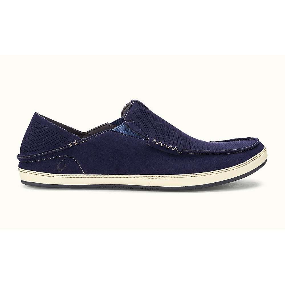 オルカイ OluKai メンズ シューズ・靴 【kauwela shoe】Trench Blue/Off White