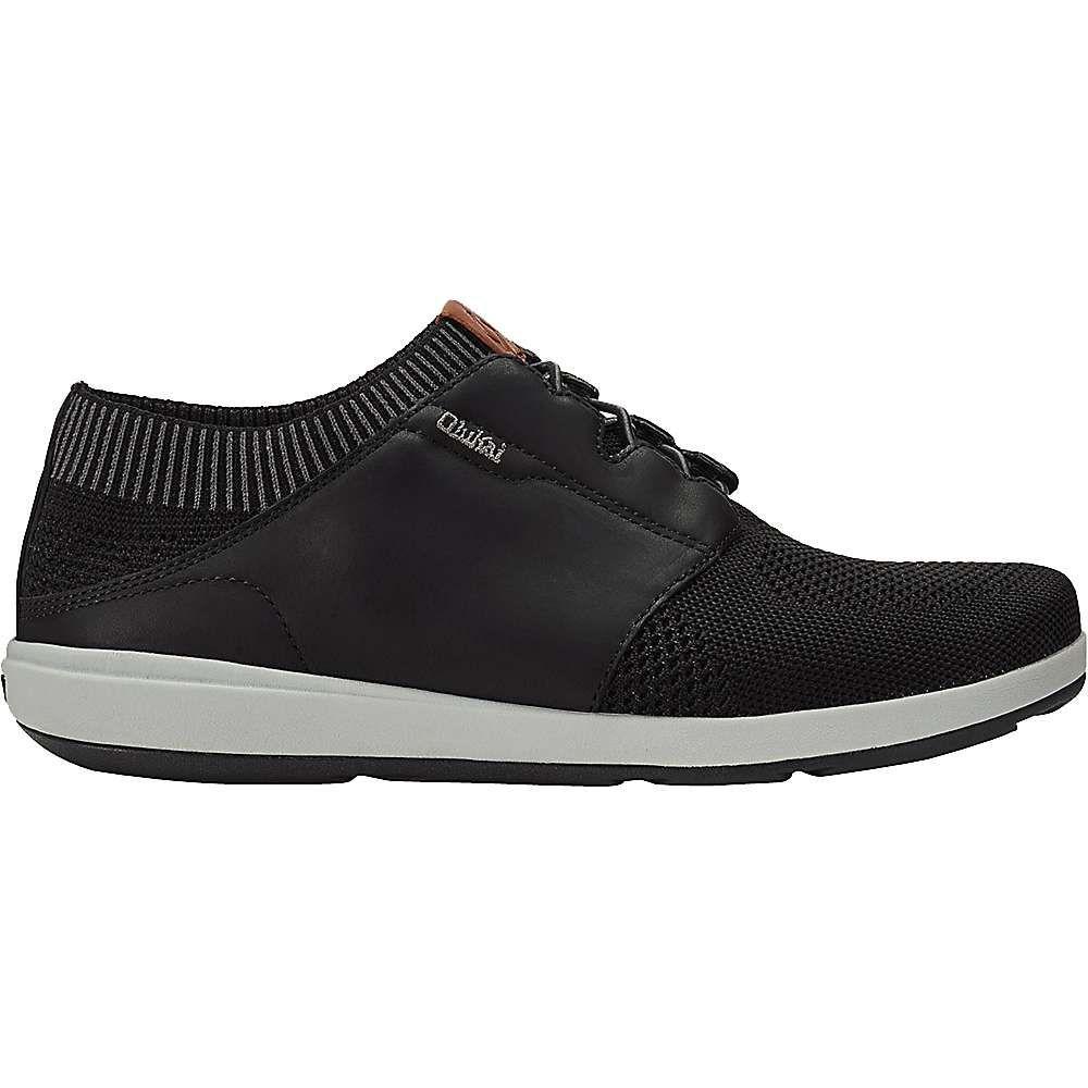 オルカイ OluKai メンズ シューズ・靴 【makia ulana shoe】Black/Black